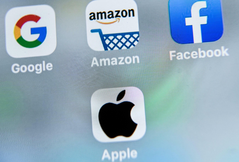 Google, Amazon, Facebook et Apple (Gafa)