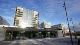مقر محكمة العدل الدولية في لاهاي بهولندا