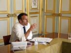 """Emmanuel Macron appelle à ne pas être """"naïfs"""" face à la gestion chinoise du Covid-19"""