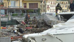 De acuerdo con las autoridades de la región de Veneto, Italia, las tormentas han ocasionado daños por más de 1.000 millones e euros
