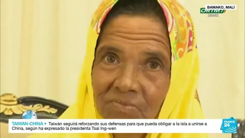 2021-10-10 14:34 La religiosa colombiana Gloria Narváez fue liberada tras más de cuatro años bajo poder yihadista