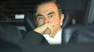 L'ex-PDG de Renault-Nissan, Carlos Ghosn.