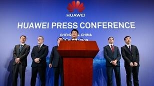 غوو بينغ أحد الرؤساء الدوريين لمجموعة هواوي