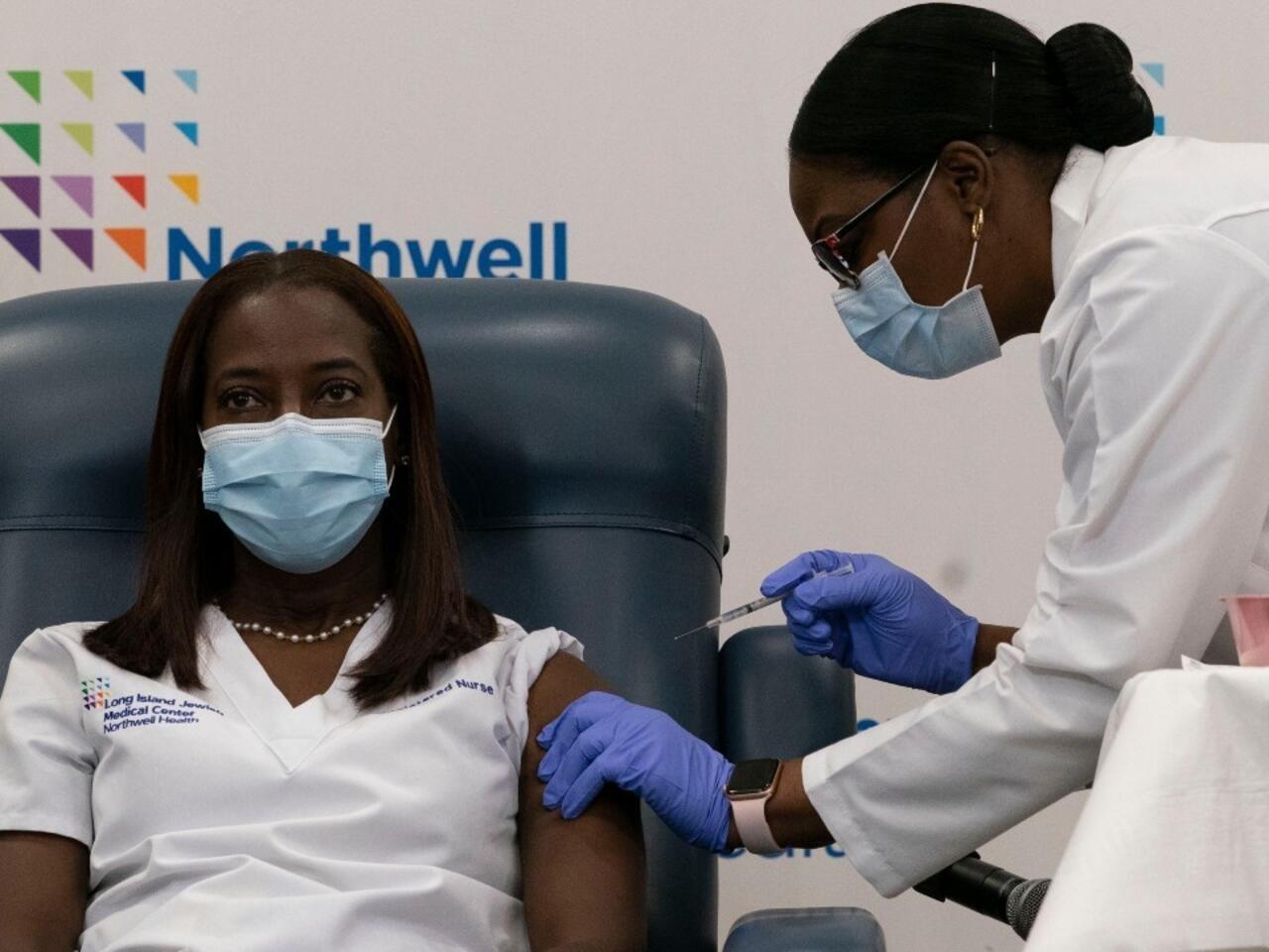 Inició la campaña de vacunación contra el Covid-19 en Estados Unidos