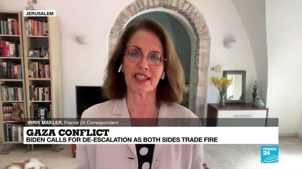 2021-05-20 08:02 Diplomatic push for Gaza truce as Israel, Hamas trade heavy fire