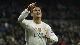 كريستيانو رونالدو سجل أربعة أهداف في مرمى مالمو