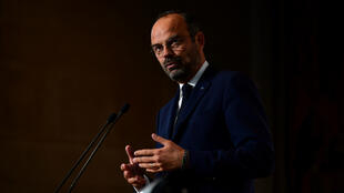 Prime Minister Edouard Philippe said the government would not abandon plans to rebuild France's pension system.