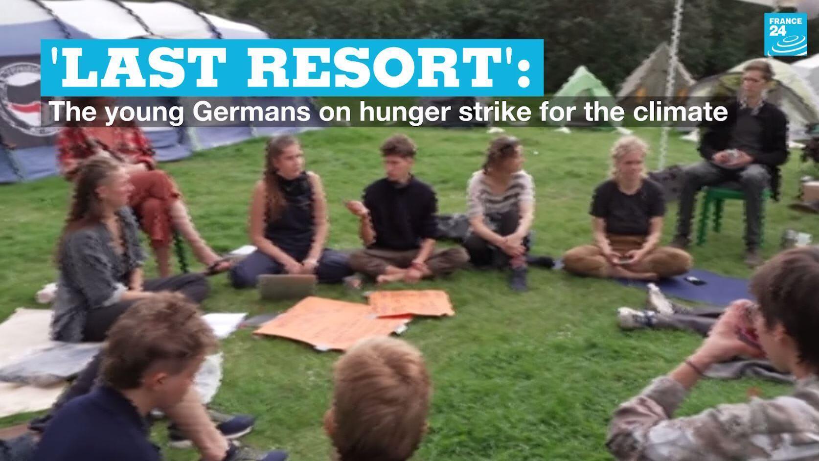 vignette hunger strike