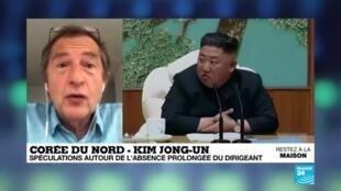 2020-04-28 09:10 Corée du Nord : Incertitude sur l'état de santé de Kim Jong-un