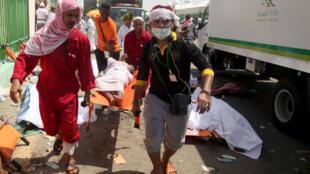 التدافع أودى بحياة 717 شخصا في أسوأ مأساة يتعرض لها موسم الحج منذ 25 عاما