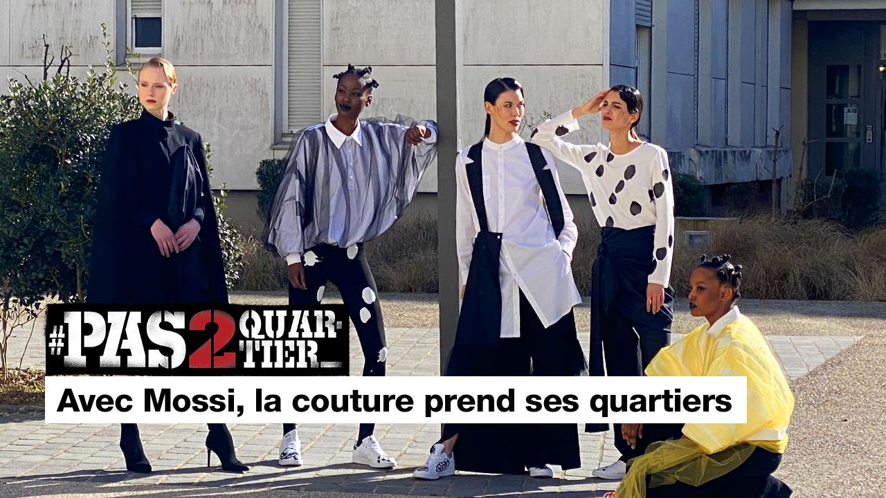 Avec Mossi, la couture prend ses quartiers