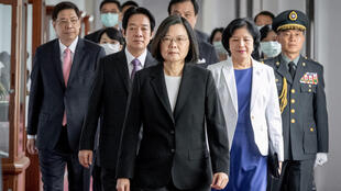 Taiwan's President Tsai Ing-wen is loathed by Beijing because she views the island as a de facto sovereign state
