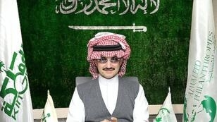 © تويتر | صورة من الحساب الرسمي للأمير الوليد بن طلال @Alwaleed_Talal