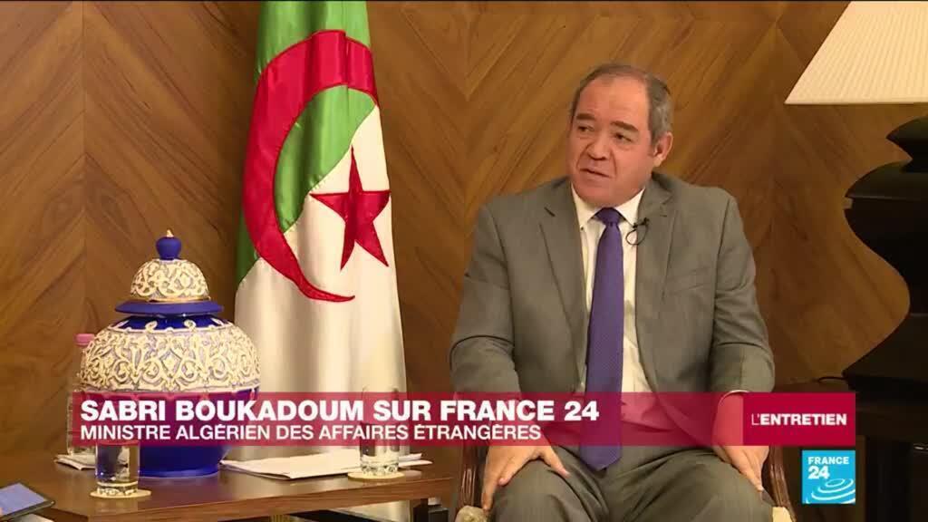 2020-09-08 08:43 L'ENTRETIEN Sabri Boukadoum
