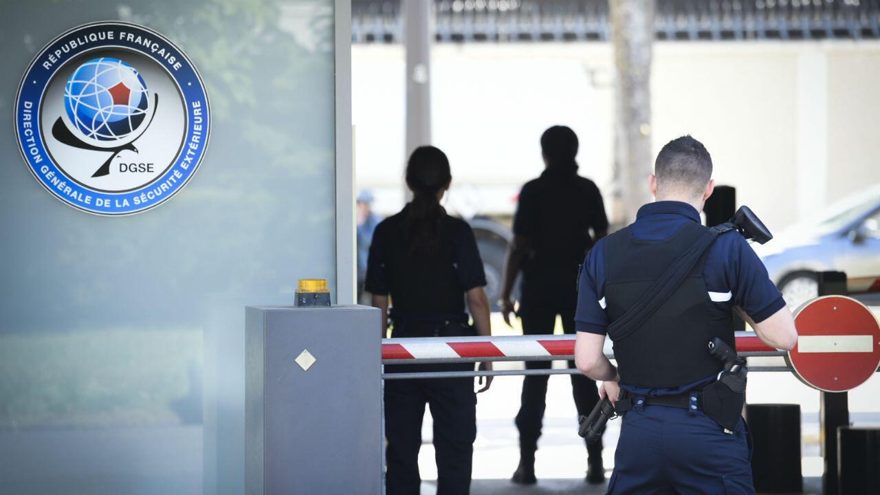 Les locaux de la Direction générale de la Sécurité extérieure (DGSE) à Paris.