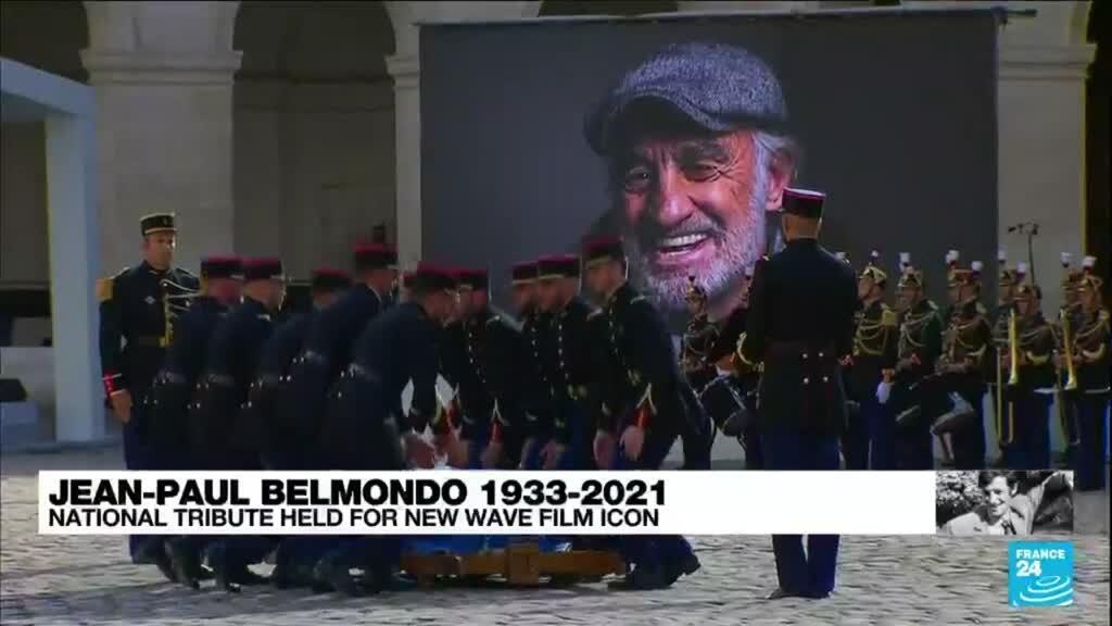 2021-09-09 18:02 Adieu Bébel: France says goodbye to charismatic New Wave star Belmondo