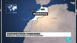 2020-06-26 07:07 Morocco accelerates plans to lift lockdown