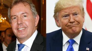 Selon l'ex-ambassadeur britannique aux États-Unis, Kim Darroch, Donald Trump est sorti de l'accord sur le nucléaire iranien pour contrarier Barack Obama.