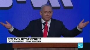2021-03-24 09:02 'The state needs a stable govt': Netanyahu claims Israel vote win but majority uncertain