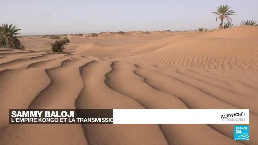 """2021-06-08 12:24 """"Hôtel Sahara"""" : une exposition imaginée aux portes du désert"""
