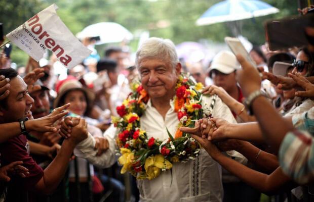 Andrés Manuel López Obrador será el nuevo líder de izquierda que gobernará México por los próximos seis años, luego de una hegemonía del Partido Revolucionario Institucional PRI.