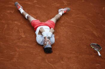 Rafael Nadal vient de gagner son 8e Roland-Garros