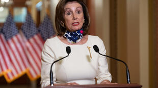 US Speaker of the House Nancy Pelosi introduced The Heroes Act, a $3 trillion bill to aid in recovery from the coronavirus pandemic, but it has faced resistance in the Republican-led US Senate