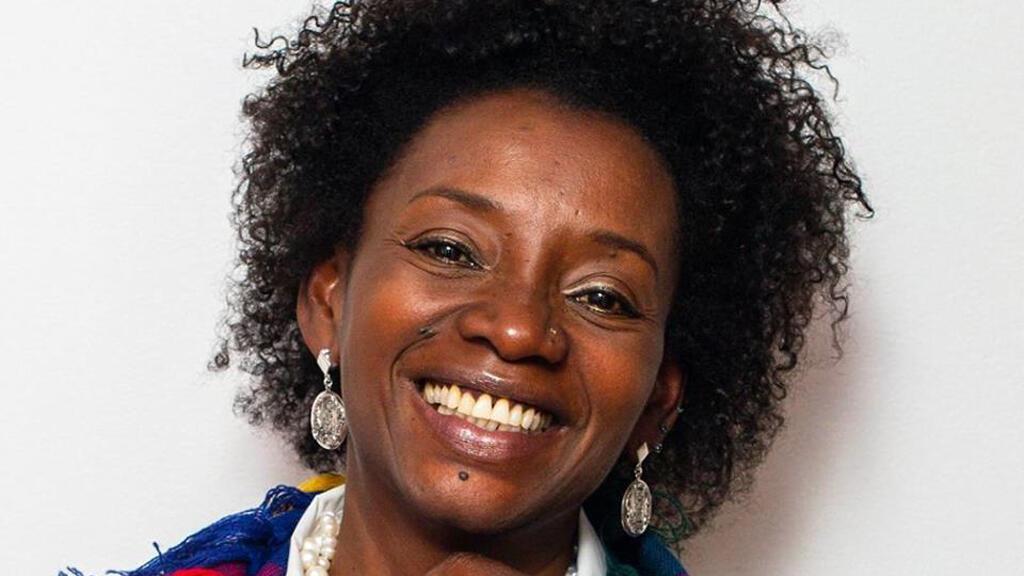 Josefina Dobinger Álvarez, cofundadora de la organización Mujeres en las Artes Leticia de Oyuela.