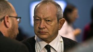 Naguib Sawiris veut proposer jusqu'à 300 millions d'euros pour acquérir une île grecque.