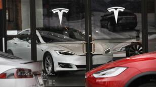 Tesla n'a pour l'instant commercialisé que deux modèles de voitures