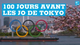 100 JOURS AVANT LES JO DE TOKYO