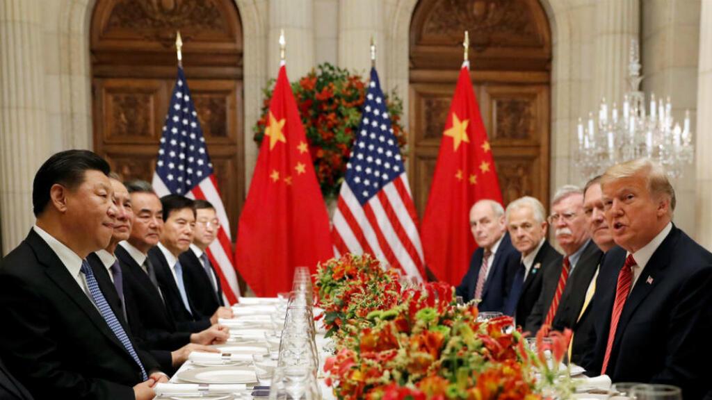 Archivo: los presidentes de Estados Unidos y China sostuvieron una cena de trabajo en las que discutieron, entre otros temas, sobre la tensión comercial por los aranceles. Buenos Aires, Argentina, el 1 de diciembre de 2018.