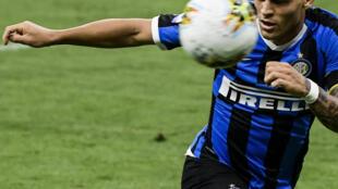 Martinez has scored 12 Serie A goals this season