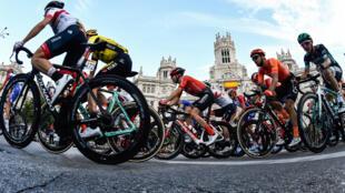 Le Tour d'Espagne 2020 ne partira pas d'Utrecht aux Pays-Bas, mais bien d'Irun au Pays Basque, et sera réduit à 20 jours de course au lieu de 23