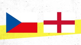 Football Euro-2021 angleterre république tcheque