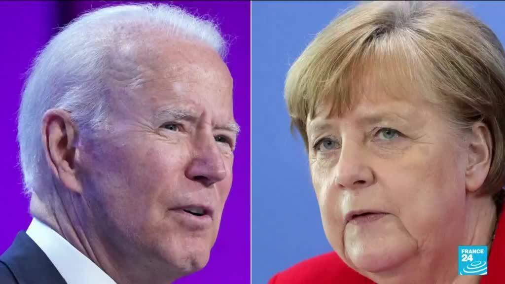 2021-07-15 15:03 Biden, Merkel may have little time to rebuild 'indispensable' relationship