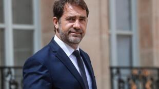 Christophe Castaner, le 10 juin 2020, à l'Elysée.