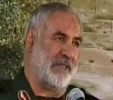 General  Nur-Ali Shushtari, deputy commander of the Revolutionary Guards' ground forces, was among those killed in the attack.