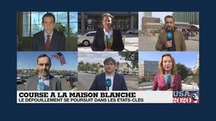 Le Débat de France 24 - jeudi 5 novembre 2020