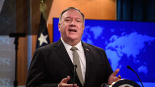 US Secretary of State Mike Pompeo said the measures imposed on Chinese diplomats were reciprocity for restrictions long placed on Washington's envoys
