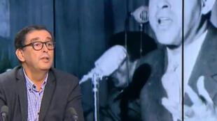 المهدي بن بركة الذي اختطف عام 1965 في باريس