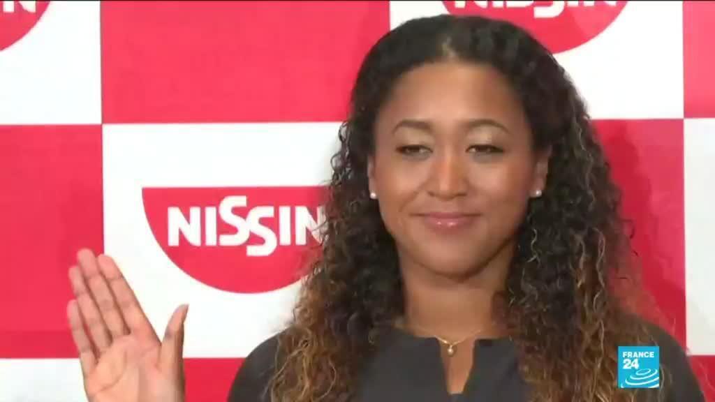 2021-06-01 10:12 Roland-Garros 2021 : Naomi Osaka annonce son retrait du tournoi