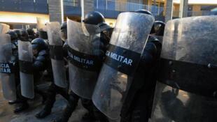 قوات الجيش في هندوراس
