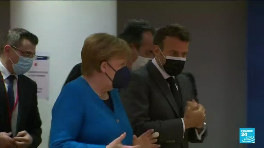 2021-09-16 16:09 Franco-German relations: Merkel to pay farewell visit to Macron in Paris