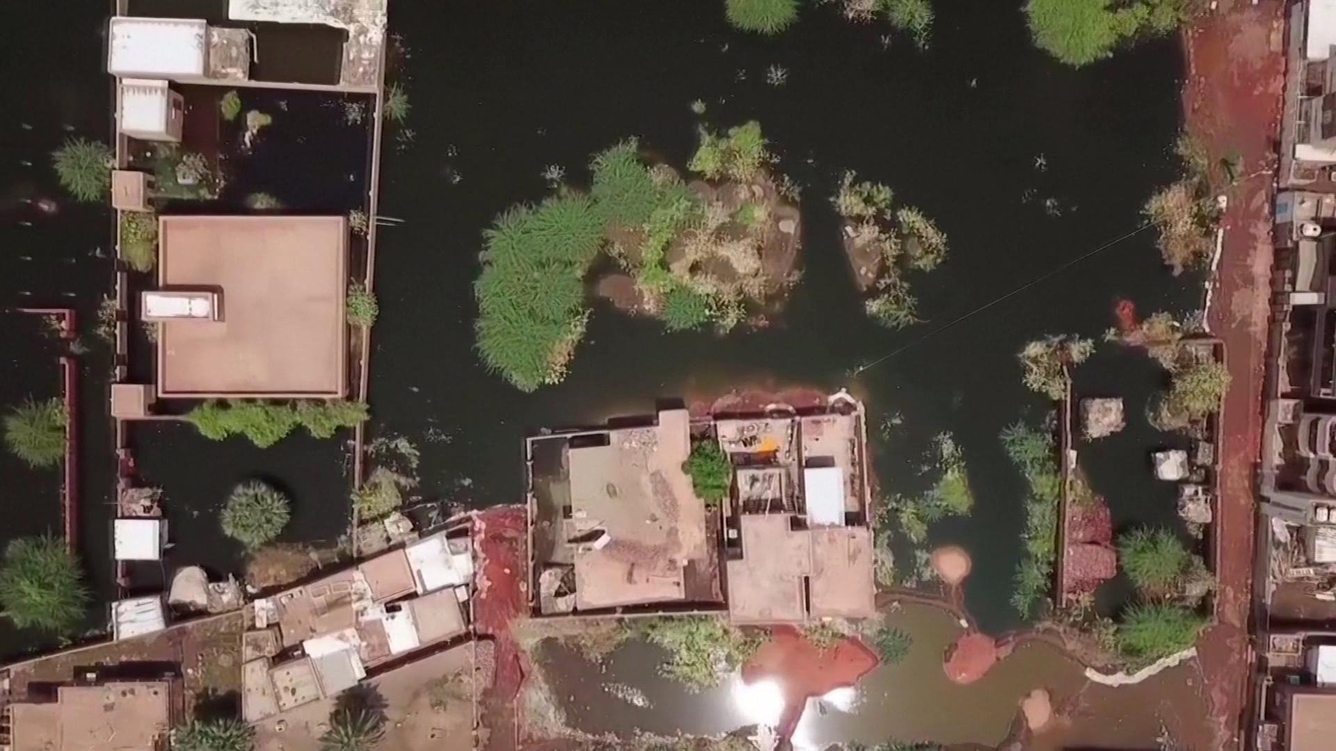 inondation au soudan