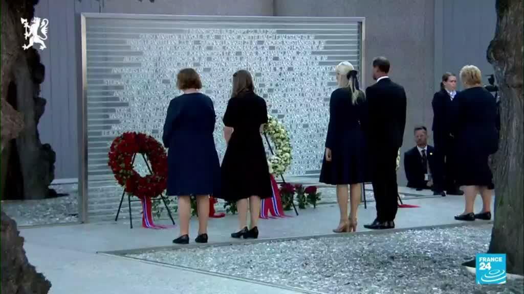 2021-07-22 22:06 Noruega conmemora el décimo aniversario del mayor atentado de su historia reciente