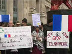 À Paris, plusieurs milliers de personnes participent à la marche controversée contre l'islamophobie