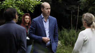 Britain's Prince William will be one speaker at free TED talks on climate change