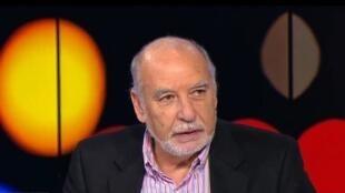 الكاتب والروائي المغربي الفرنسي الطاهر بن جلون