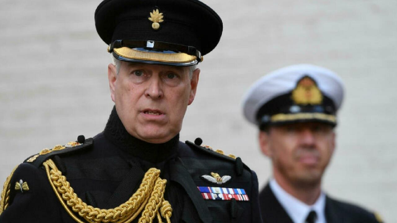 Prince Andrew has vehemently denied claims he had sex with Virginia Giuffre, and said he has no recollection of meeting her JOHN THYS AFP